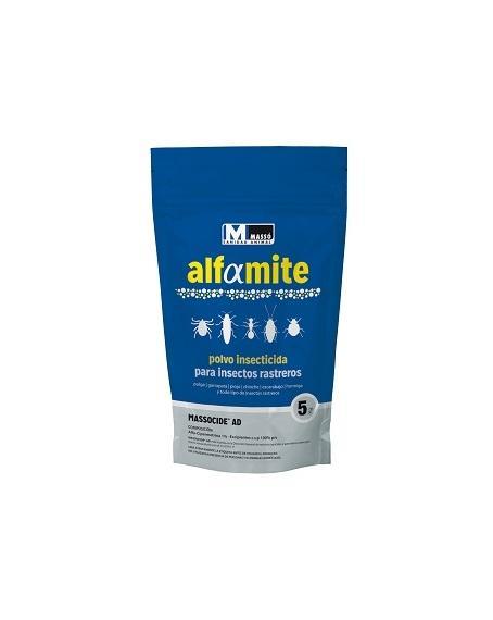 Insecticida en polvo ALFAMITE. 1Kg. Massó