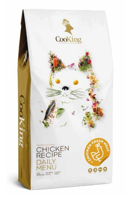 Cooking Carne Fresca CAT ADULT CHICKEN