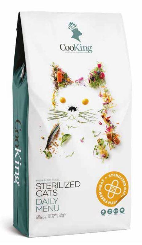 Cooking Carne Fresca CAT ADULT STERILIZED