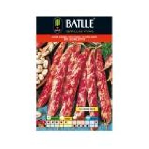 Semilla JUDÍA ENANA bIG Borlotto, Batlle. 250 gr.