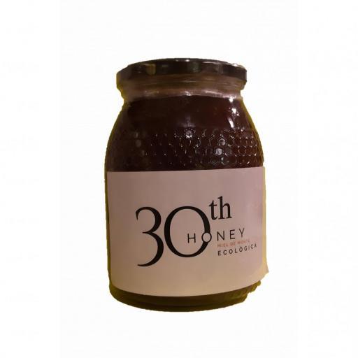 Miel de Bierzo ECOLÓGICA de Roble y Encina. 1 kg