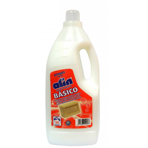 Jabón Lavadora ALIN 4050ml.