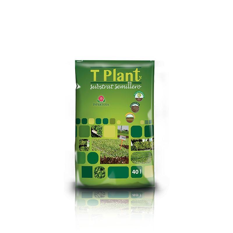 Sustrato SEMILLEROS T-PLANT. 40L
