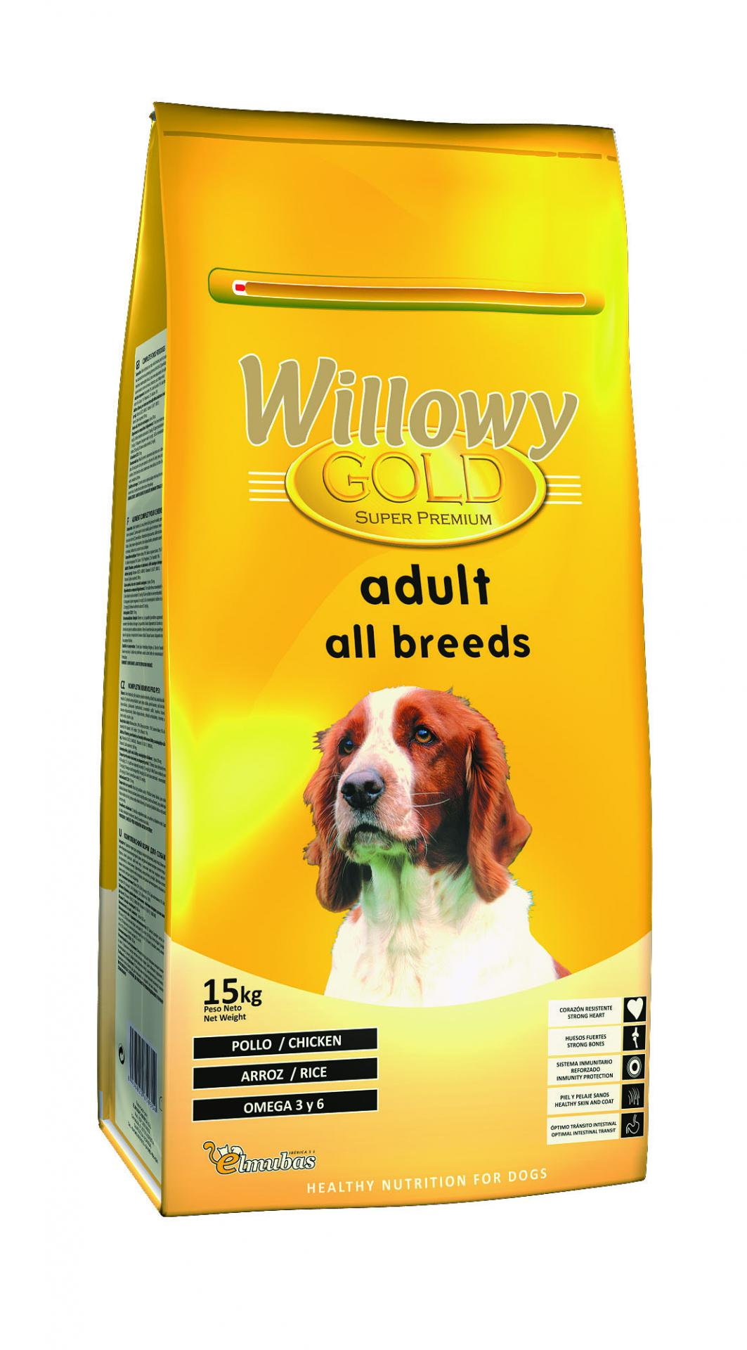 Willowy Gold ADULT