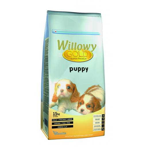 Willowy Gold PUPPY [0]