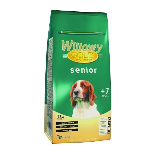 Willowy Gold SENIOR [0]