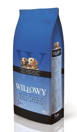 Willowy MENÚ DIARIO