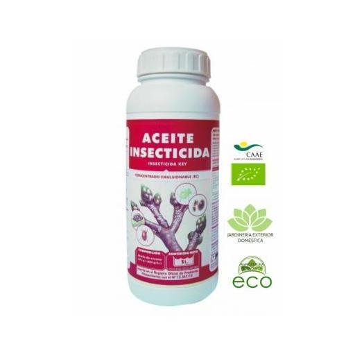 Insecticida Aceite INSECTICIDA. Masso. 500 ml