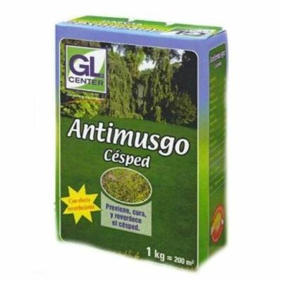 Semilla Cesped Antimusgo GL. 1 Kg.