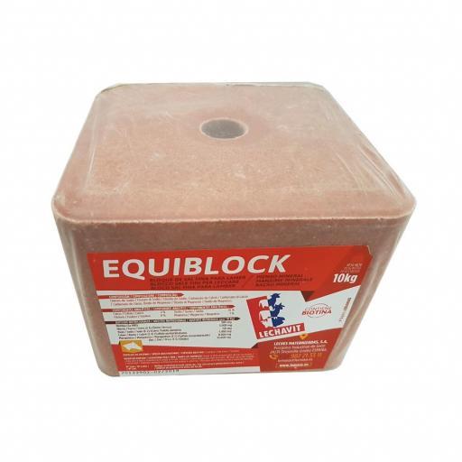 Bloque Mineral-Piedra de Sal EQUIBLOCK Equino. 10 Kg [0]