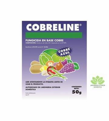 Fungicida- Bactericida COBRELINE. Masoo. 50 gr.