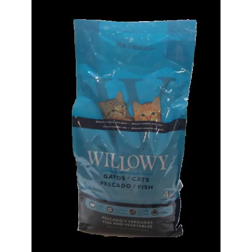 Willowy GATOS Pescado  [1]