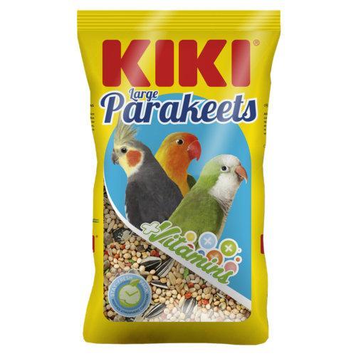 Kiki COTORRITAS; NINFAS y AGAPORNIS 1Kg.