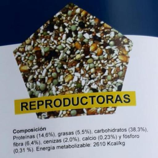 Mezcla PALOMAS REPRODUCTORAS Pet Cup  Saco 25 kg [1]