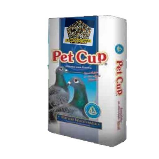 Mezcla PALOMAS REPRODUCTORAS Pet Cup  Saco 25 kg