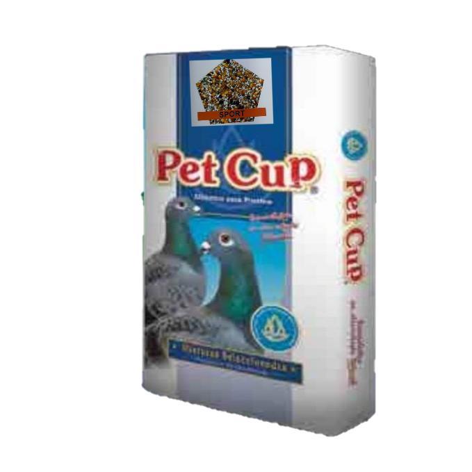 Mezcla PALOMAS SPORT Pet Cup  Saco 25 kg