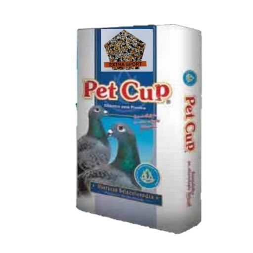 Mezcla PALOMAS EXTRA SPORT Pet Cup  Saco 25 kg