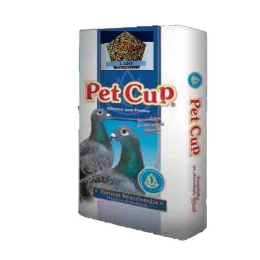Mezcla PICHONES Pet Cup  Saco 25 kg