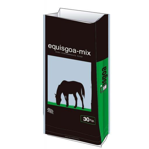 Pienso Caballos Mezcla Natural Equisgoa E-6 Grano. Isgoa [2]