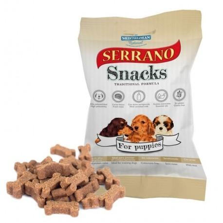 Snack Cachorro. SErrano 100.gr