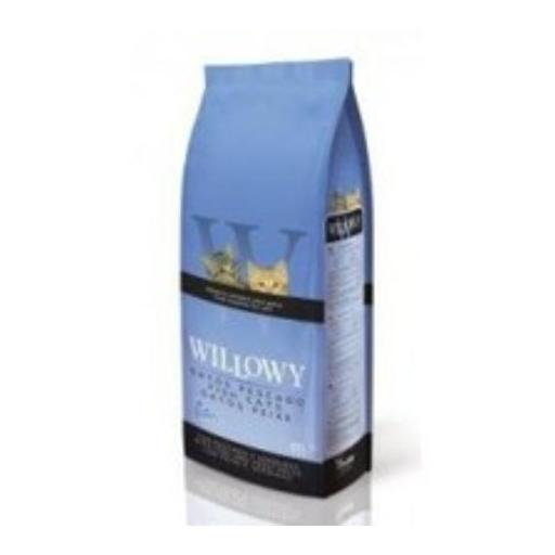 Willowy GATOS Pescado