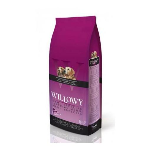 Willowy MENÚ ESPECIAL