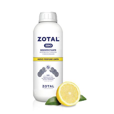 Desinfectante ZOTAL ZERO Limón. Zotal. 250 ml ANTI COVID-19