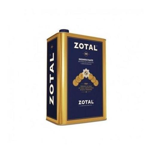 Desinfectante-Fungicida  ZOTAL G (Registro ganadero y doméstico) Zotal. Lata 205ml.