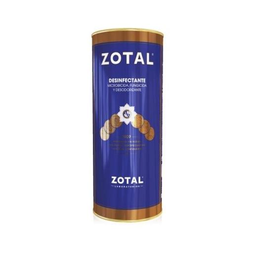 Desinfectante-Fungicida  ZOTAL Z. Zotal. Lata 870ml.
