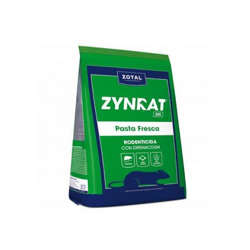 Rodenticida ZYNRAT® DN Pasta Fresca. 150 gr.