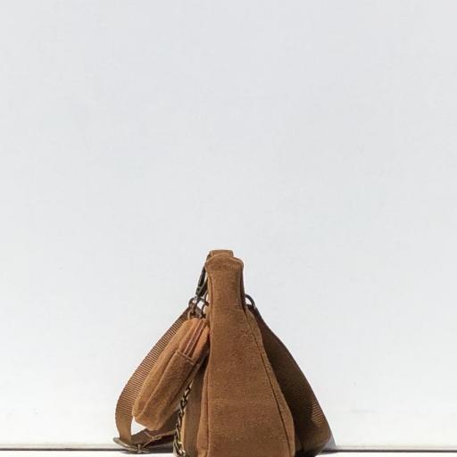 Bolso estilo Milán piel camel [2]