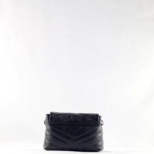 Bandolera acolch negro V [1]