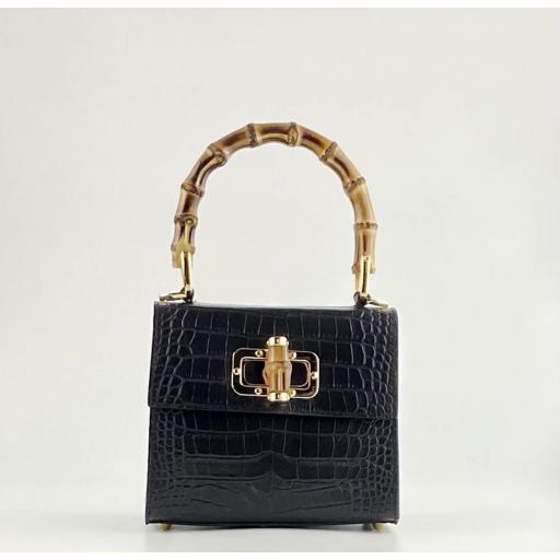 bolso bamboo negro