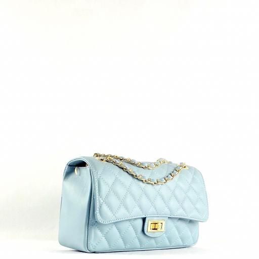 Bolso acolch clasic azul cielo [3]