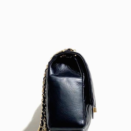 Bolso acolchado Maxi clasic negro [3]