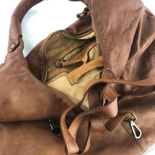 Bolso piel lavada light [3]
