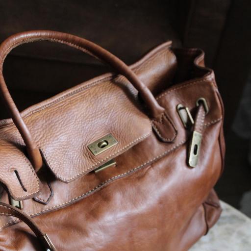 handbag   piel lavada [3]
