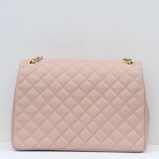 Bolso acolch Maxi rosa nude [2]