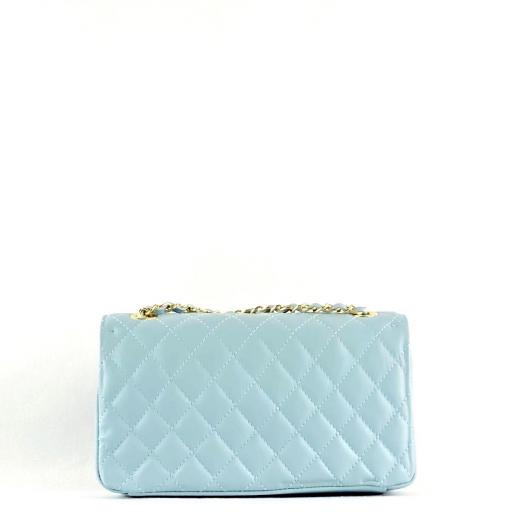 Bolso acolch clasic azul cielo [1]