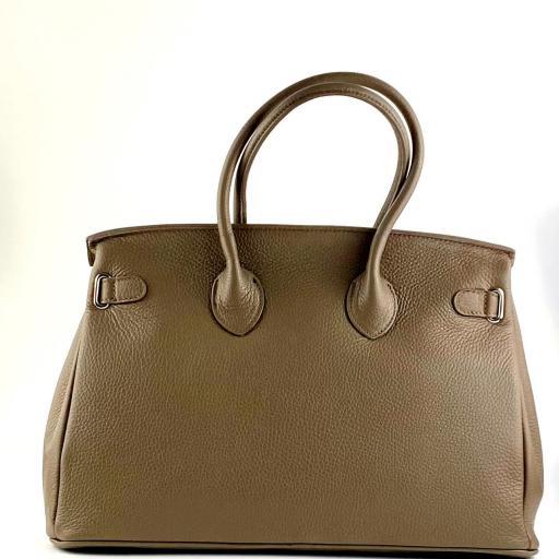 handbag candado tostado [2]