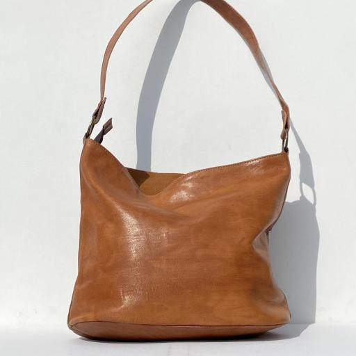 Bolso hebillas marrón  [2]