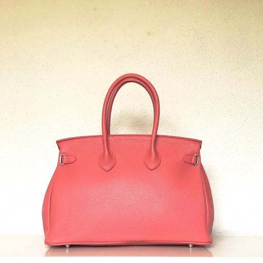Handbag candado rosa chicle  [1]
