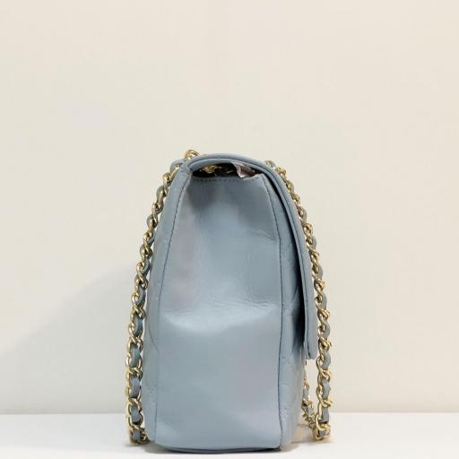 Bolso acolch Maxi azul claro [1]