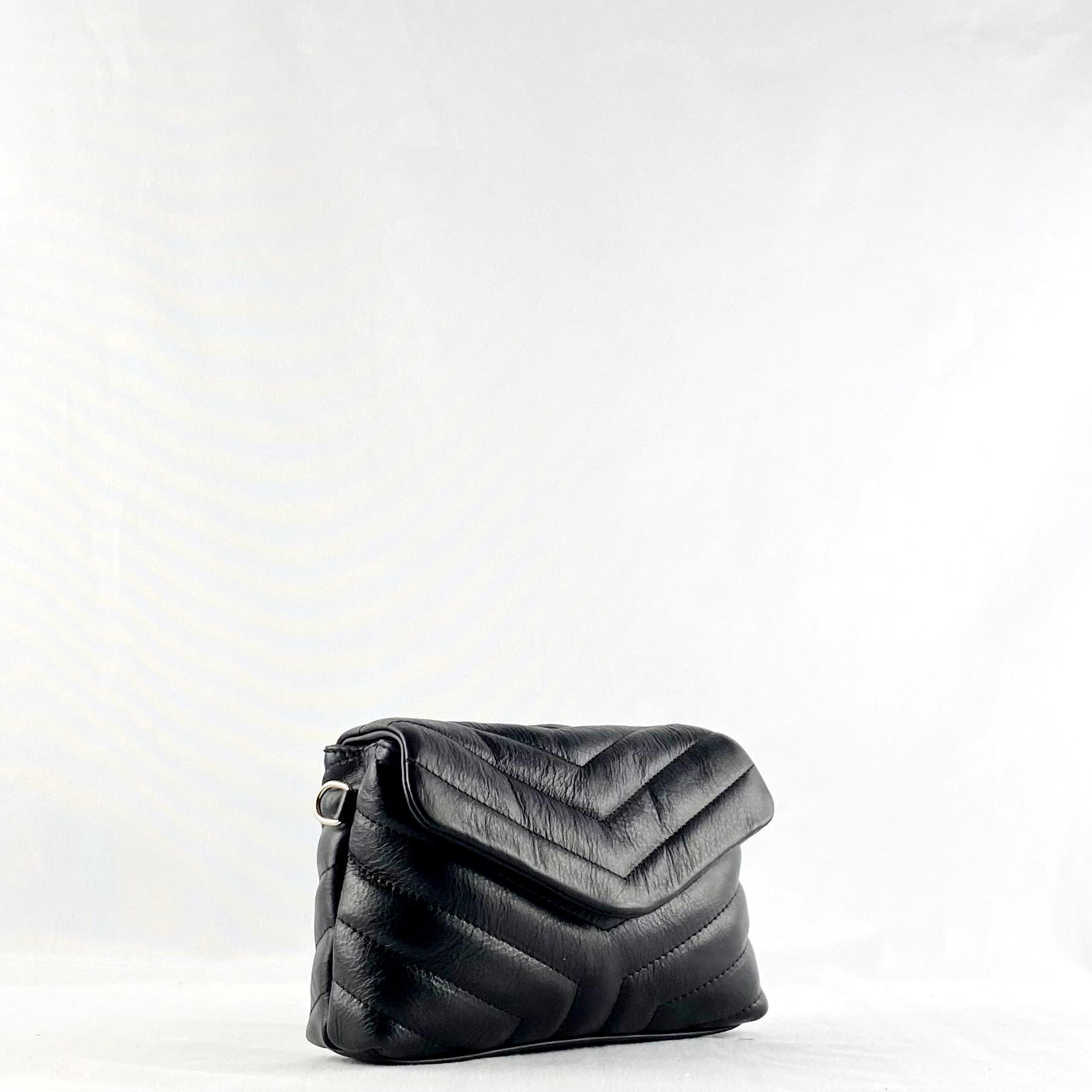 Bandolera acolch negro V