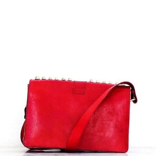 Bandol estilo Prada rojo [3]