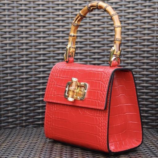 bolso bamboo rojo [1]