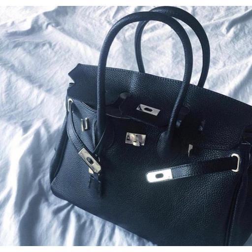 handbag candado negro [1]