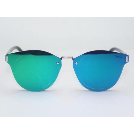 Gafas espejo club azul [0]