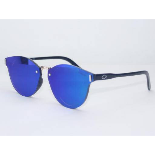 Gafas espejo club azul [1]