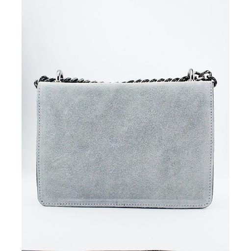 Bolso estilo Dyonisus little gris [2]